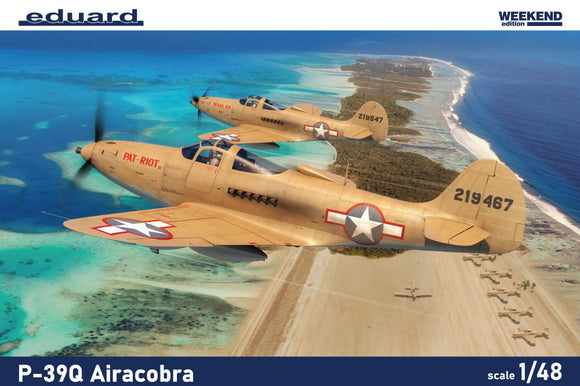 P-39Q Airacobra (Weekend Edition) (Eduard)