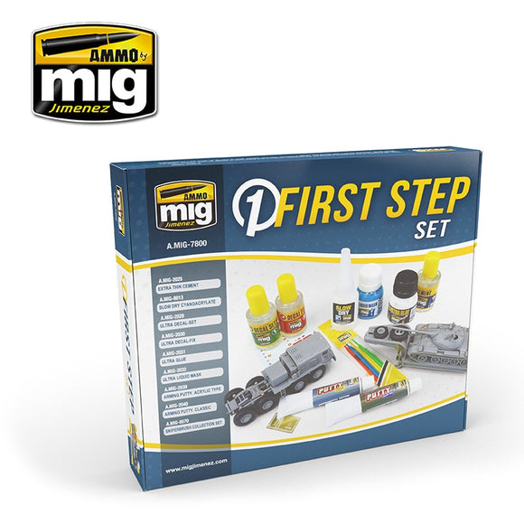 FIRST STEPS SET (AMMO)