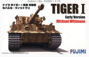 Tiger I Early Version / Michael Wittmann (Fujimi)