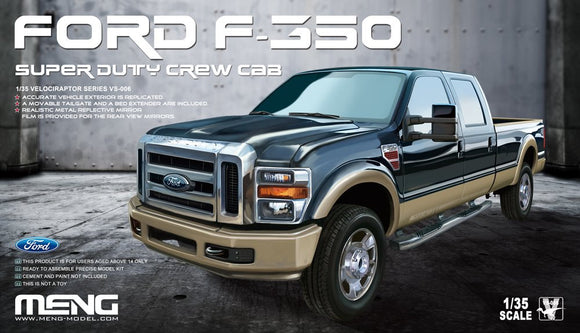 Ford F-350 Super Duty Crew Cab (MENG)