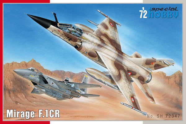 Mirage F.1CR (Special Hobby)