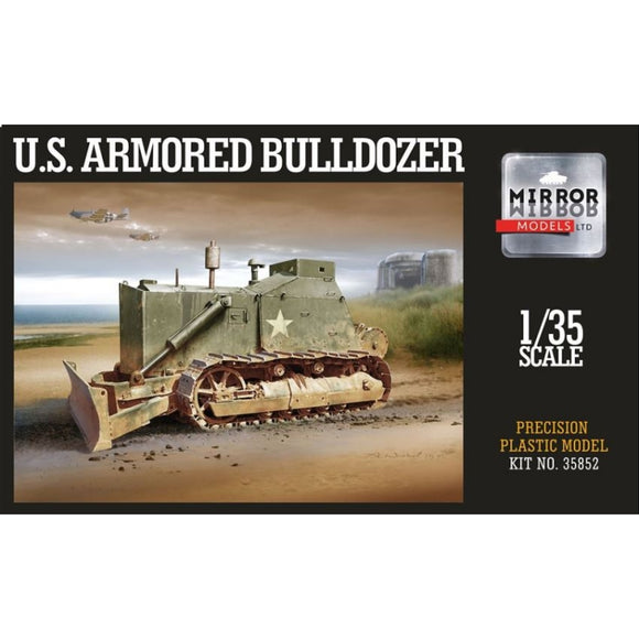 U.S. Armored Bulldozer (Mirror Models)