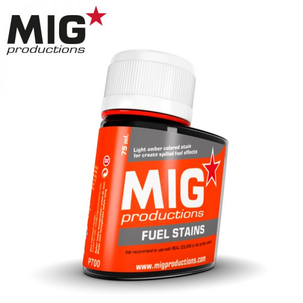 Fuel Stains - 75ml (Mig Productions)