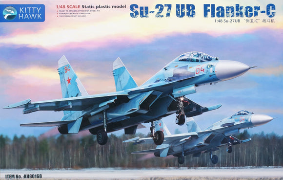 Su-27UB Flanker-C (Kitty Hawk)