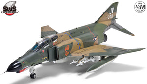 F-4E Phantom II Early (Zoukei-Mura)