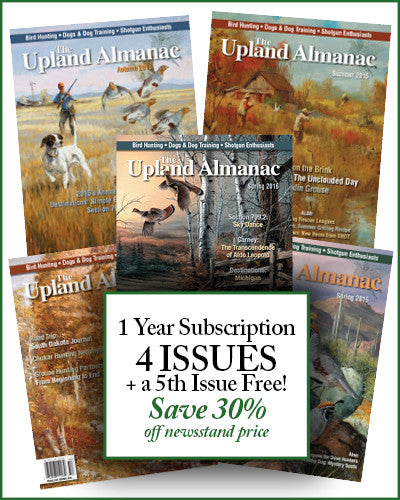 1 Year Subscription<br>+ a FREE 5th Issue (WL1YR)
