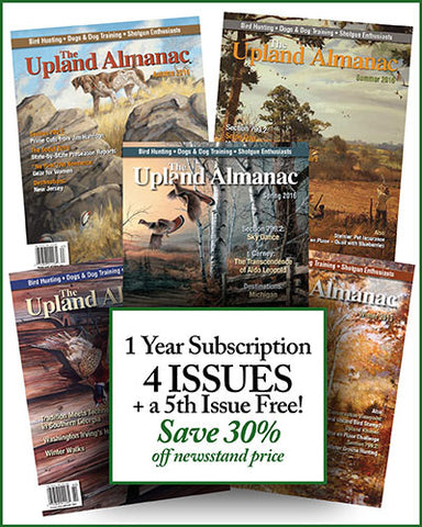 1 Year Subscription<br>+ a FREE 5th Issue  (UAHL2017)