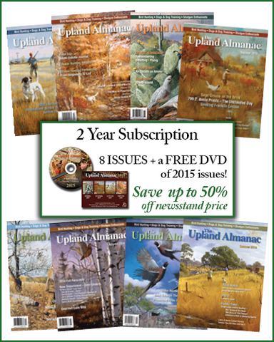 2 Year Subscription<br>+ FREE DVD of 2015 Issues (WL2YR)