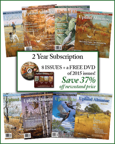 2 Year Subscription<br>+ FREE DVD of 2015 Issues (TT116)