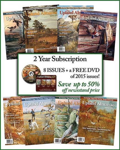 2 Year Subscription<br>+ FREE DVD of 2015 Issues  (VE1116)