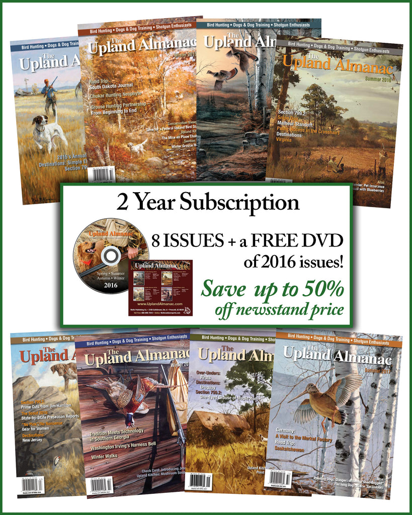 2 Year Subscription<br>+ FREE DVD of 2016 Issues (PF1718)