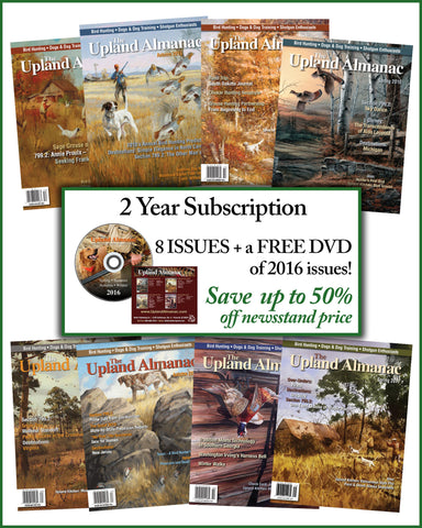 2 Year Subscription<br>+ FREE DVD of 2016 Issues (UAHL2017)