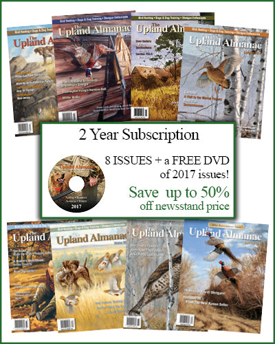 2 Year Subscription<br>+ FREE DVD of 2017 Issues (TT518)