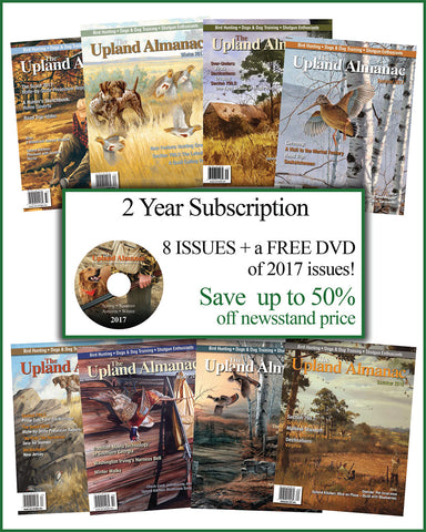 2 Year Subscription<br>+ FREE DVD of 2017 Issues (UAWYB2018)