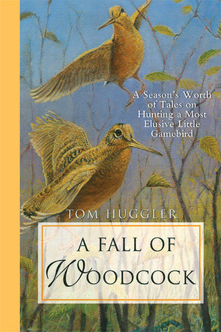 A Fall of Woodcock by Tom Huggler