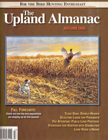 Autumn 2005, Vol 8 #2
