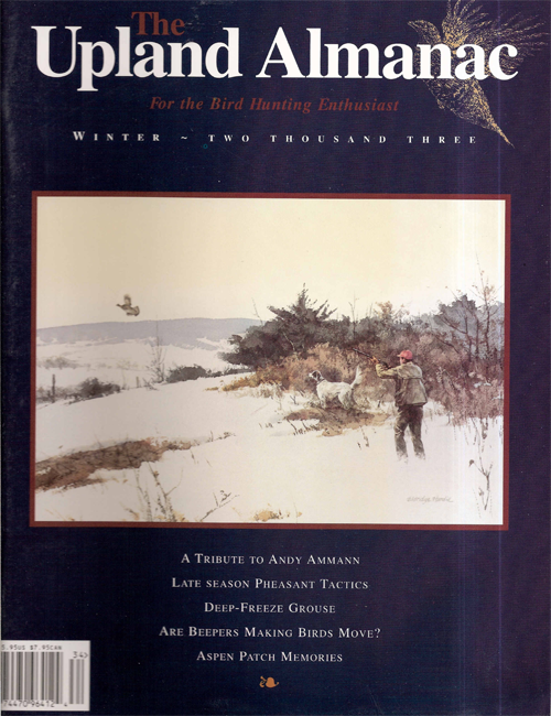 Winter 2003, Vol. 6 #3