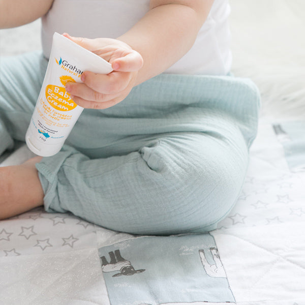 The Best Eczema Cream for your Baby!