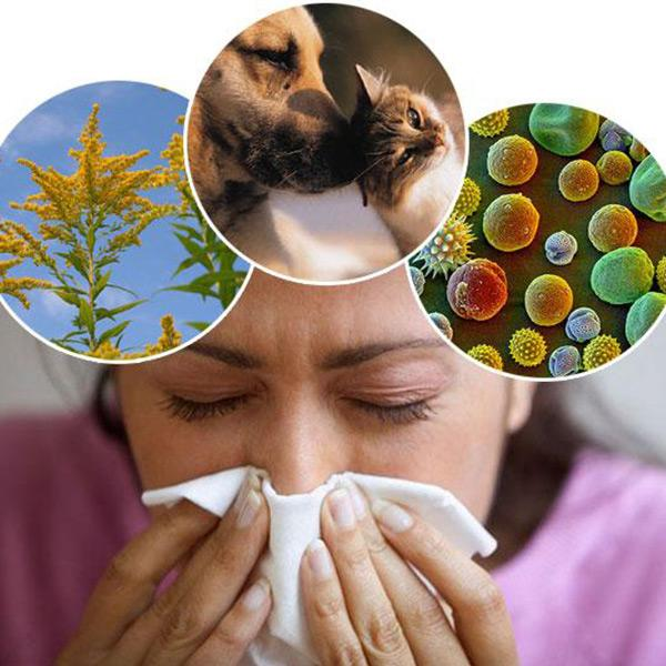 How your allergies are making your skin worse!