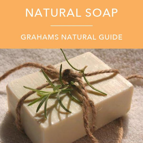Natural soap - Our guide to picking the right one!