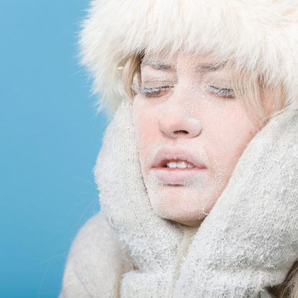 Top 3 tips for dealing with dry skin in the winter