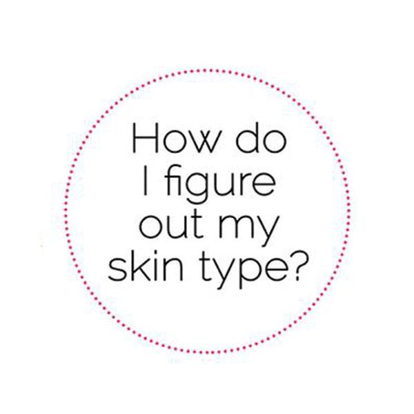 What skin type are you? Read more here!