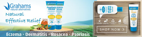 natural care and treatment of eczema, psoriasis and rosacea