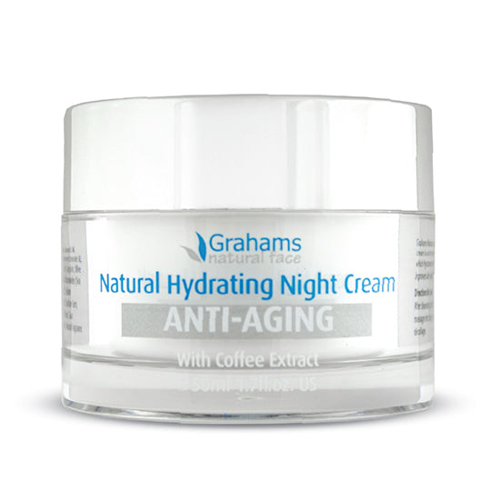 Grahams Natural Hydrating, anti-aging night cream