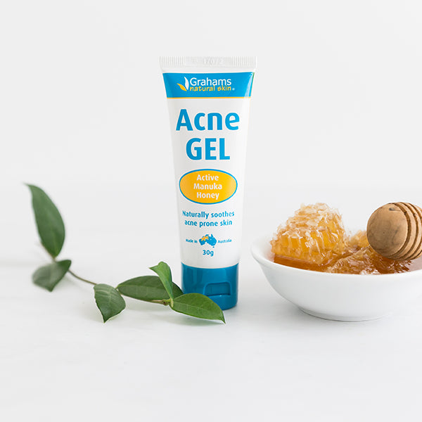 Natural Acne Gel
