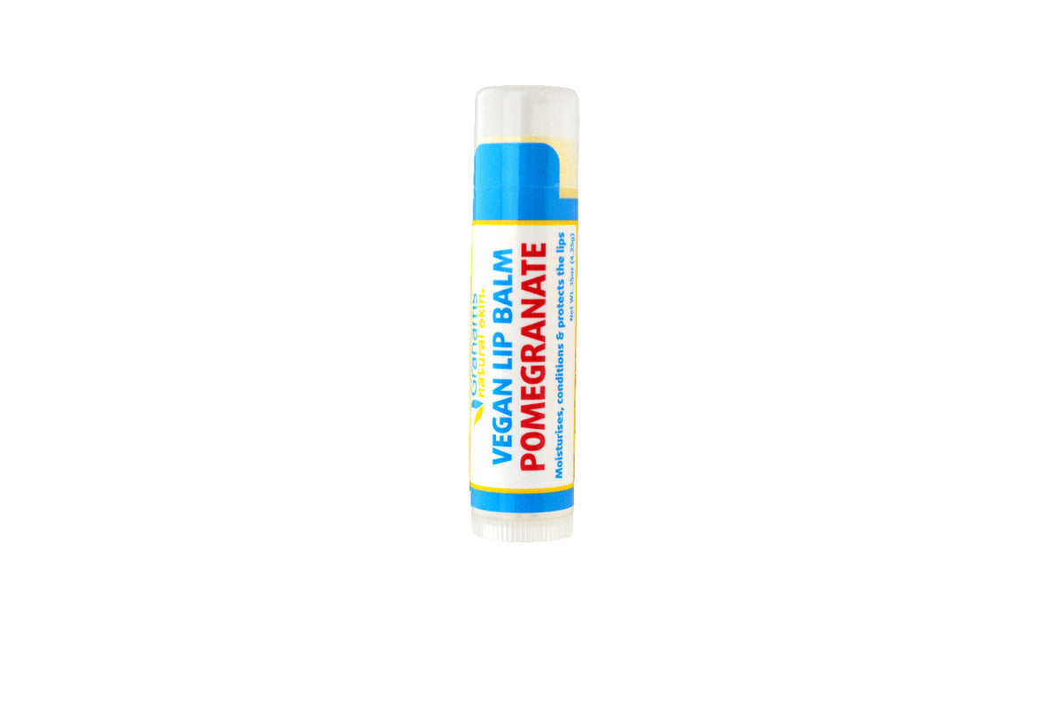 Vegan Lip Balm - Pomeganate