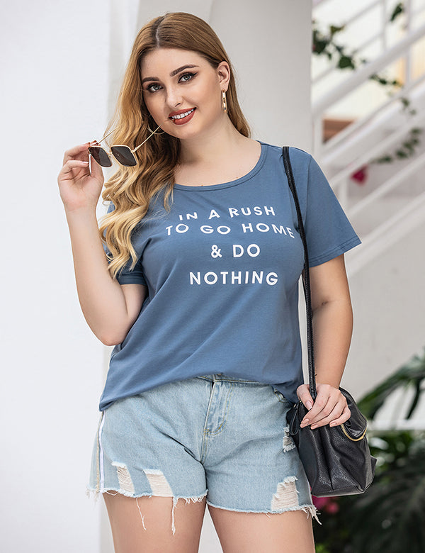 "Irving ""do nothing"" t-shirt"
