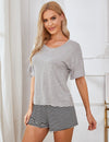 Minnehaha two-piece sleepwear - Aceshin
