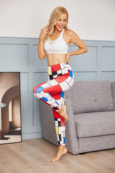 Grand Teton Multicolor Leggings