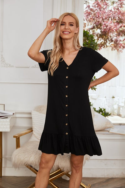 Shenandoah Night Dress - Aceshin