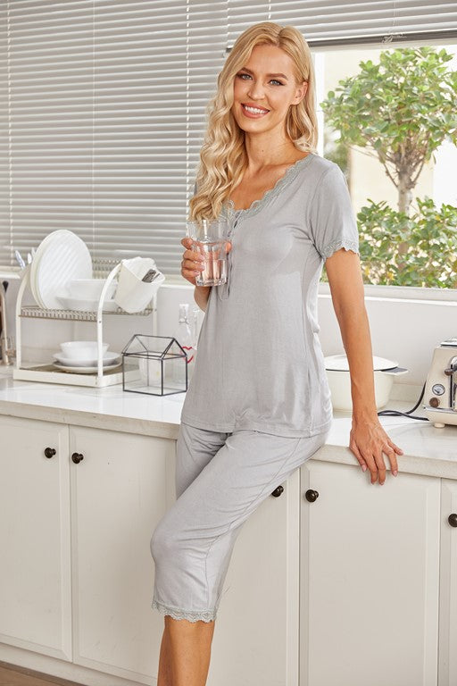 Crystal River Pajama Set