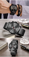 Load image into Gallery viewer, Men Fashion Watch