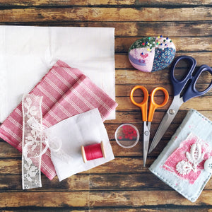 INSTANT DOWNLOAD pdf - A4 Version - Moshi-Moshi Sewing Class 11