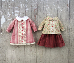 Moshi-Moshi Sewing Class 11 - A-line Dresses with Peter Pan Collar A4