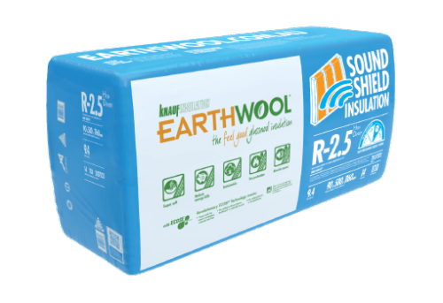 Earthwool Acoustic Soundproofing Insulation - Buy Online at Ecolife Solutions