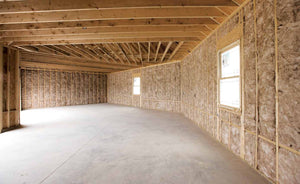 Earthwool Wall Insulation Installed - Buy Online at Ecolife Solutions
