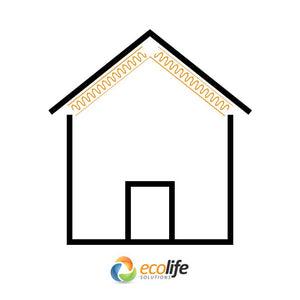 Roof Blanket Application - Buy Insulation Online at Ecolife Solutions