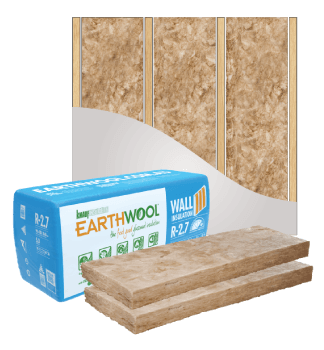 Earthwool Acoustic Noise Insulation - Buy Online at Ecolife Solutions