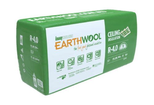 Earthwool Ceiling Insulation - Buy Online at Ecolife Solutions