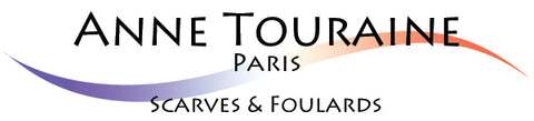 best silk scarves and customer service by Anne Touraine Paris™