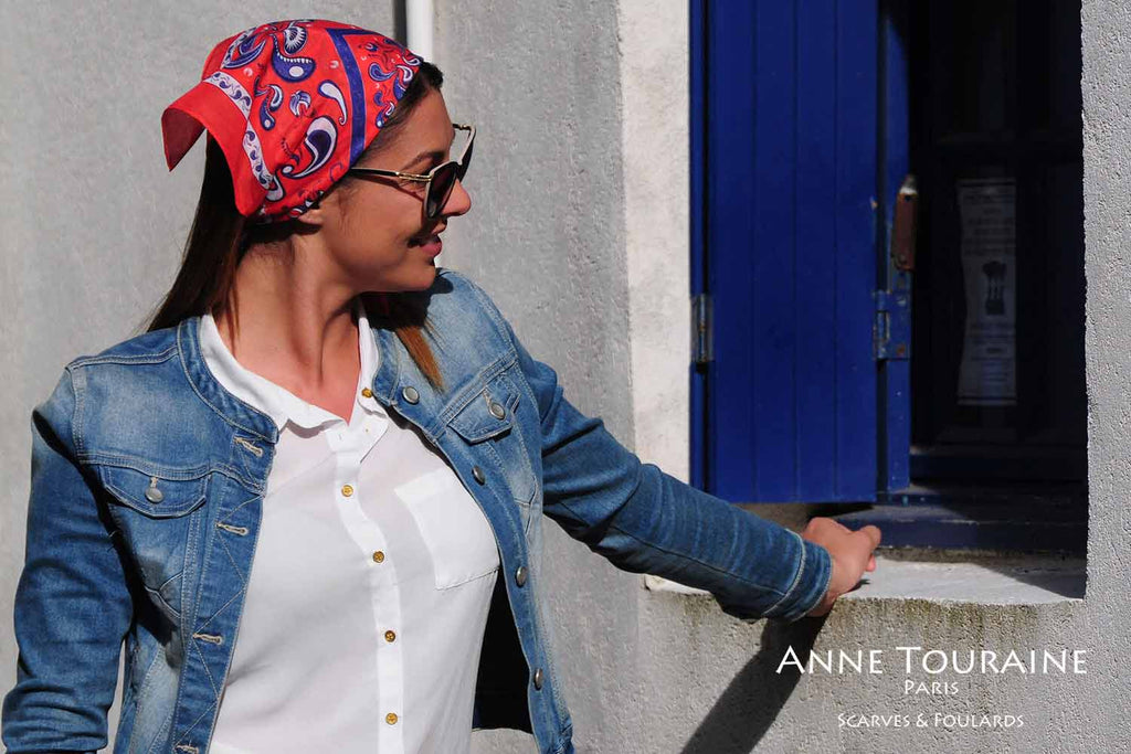 bandana-bandanas-silk-cotton-kerchief-kerchiefs-red-luxury-scarves-scarf-neck-scarves-french-luxury-summer-paisley-anne-touraine-paris (12)