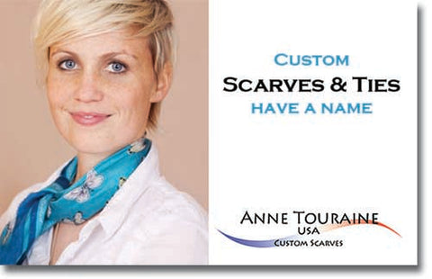 Corporate gifts for women and Custom Scarves & Custom Ties are our speciality