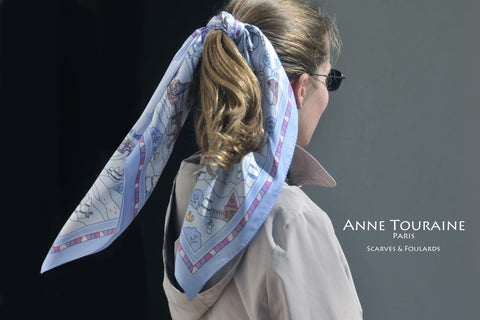 scarf-scarves-silk-anne-touraine-paris-twill-french-blue-pink-pastel-zodiac-astrological-libra