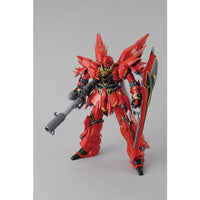 MG 1/100 Sinanju (Animation Color)