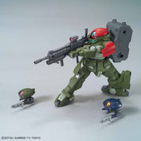 HGBD 1/144 #003 Grimoire Red Beret