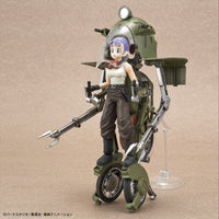 Figure-rise Mechanics Bulma's Variable No. 19 Motorcycle